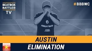 Austin from Vietnam - Men Elimination - 5th Beatbox Battle World Championship