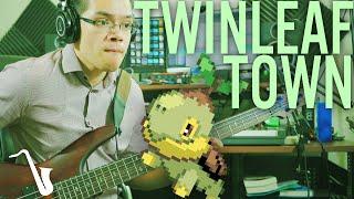 Pokémon Diamond & Pearl: Twinleaf Town Jazz Cover    insaneintherainmusic