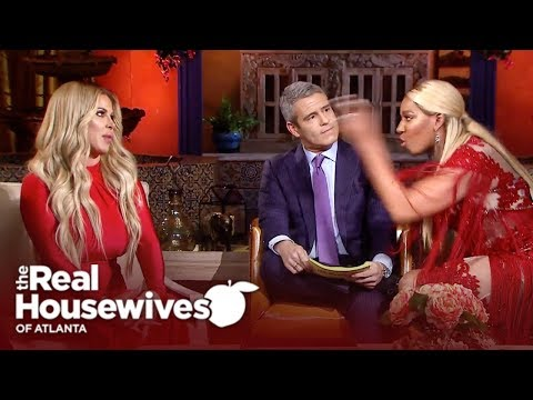 EXPLOSIVE Real Housewives of Atlanta Reunion Trailer Reactions | RHOA Season 10