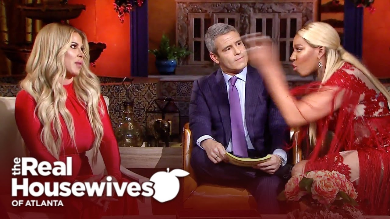 Explosive Real Housewives Of Atlanta Reunion Trailer Reactions