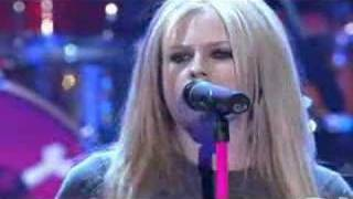 Avril Lavigne I Can Do Better Live