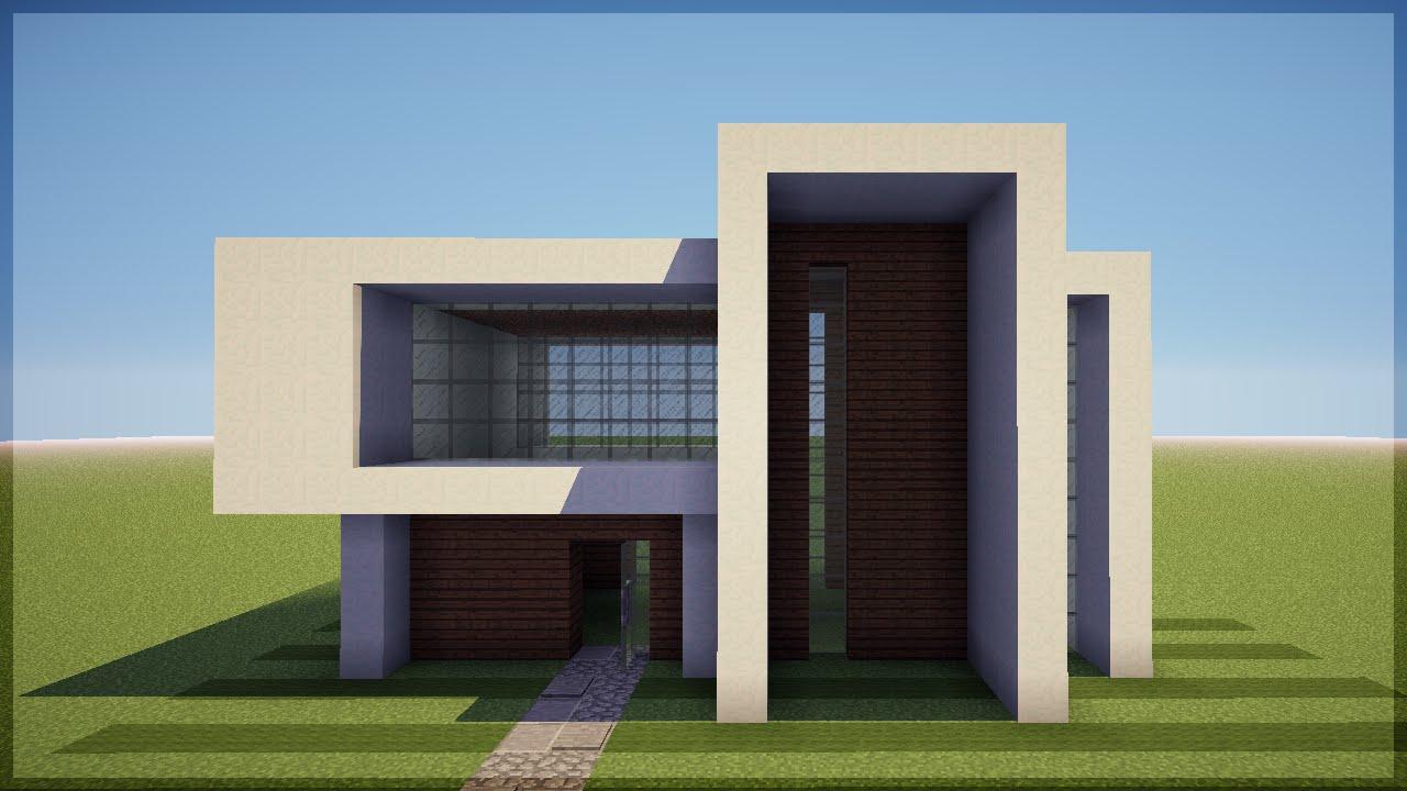 Minecraft construa uma casa moderna bonita r pida e for Minecraft casa moderna keralis