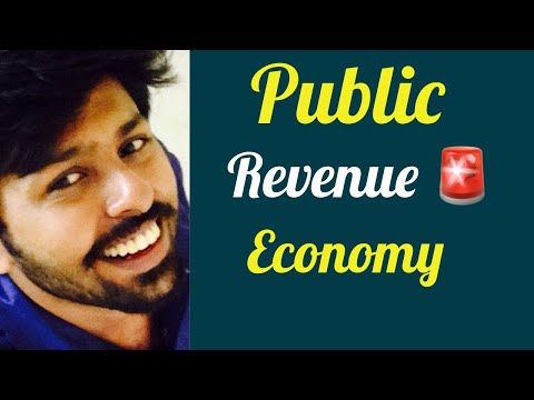 PUBLIC REVENUE , INDIAN TAX SYSTEM EXPLAINED : Civil Service Lectures Economics
