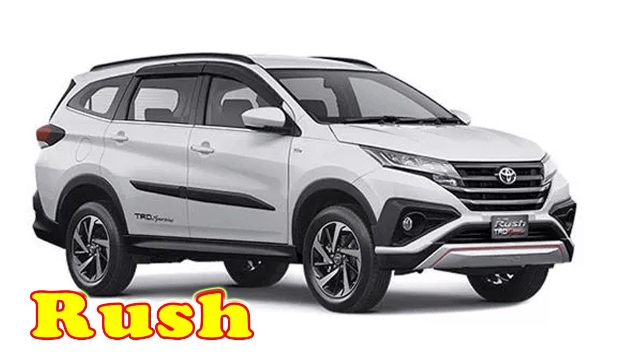 2021 Toyota Rush Philippines 2021 Toyota Rush Price Specs Interior Youtube