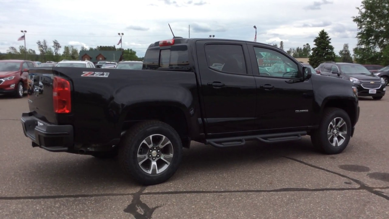 2017 Chevy Colorado Black | Best new cars for 2020