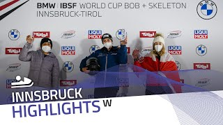 Breeana Walker is back in the winning column | IBSF Official