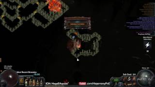 Path of Exile Atlas of Worlds: L93 Rip HegeEAsports