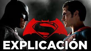 BATMAN v SUPERMAN: El Cameo Flash, Wonder Woman, Lex Luthor y más - HD
