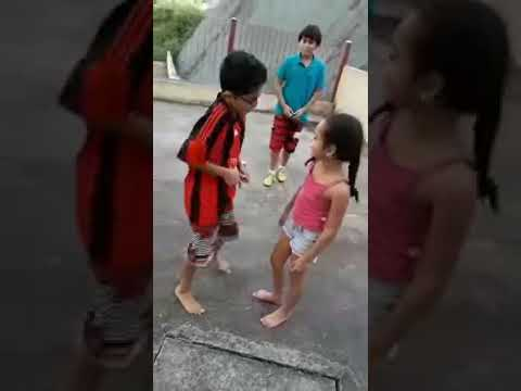 Barrando menino dançando funk ✌ thumbnail