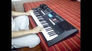 Maula Mere Le Le Meri Jaan (Chak De India) piano cover [Kayjix]