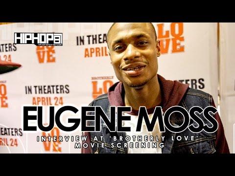 Eugene Moss At 'Brotherly Love' Movie Screening in Philadelphia 33115