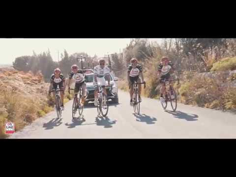 2018 season: UAE Team Emirates is ready