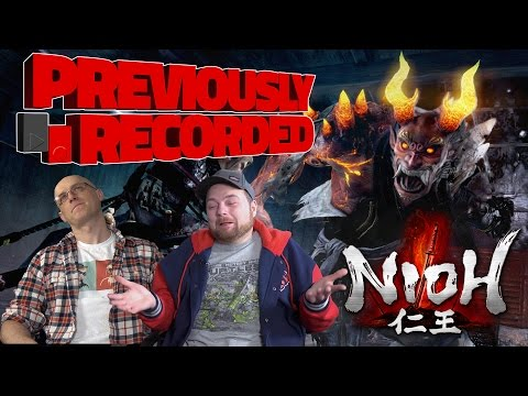 Previously Recorded - Nioh