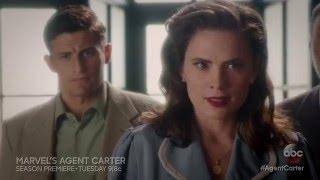 Agent Carter's Breaking & Entering 101 - Marvel's Agent Carter Season 2, Ep. 1