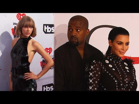 Kim Kardashian GOES OFF on Taylor Swift on Twitter