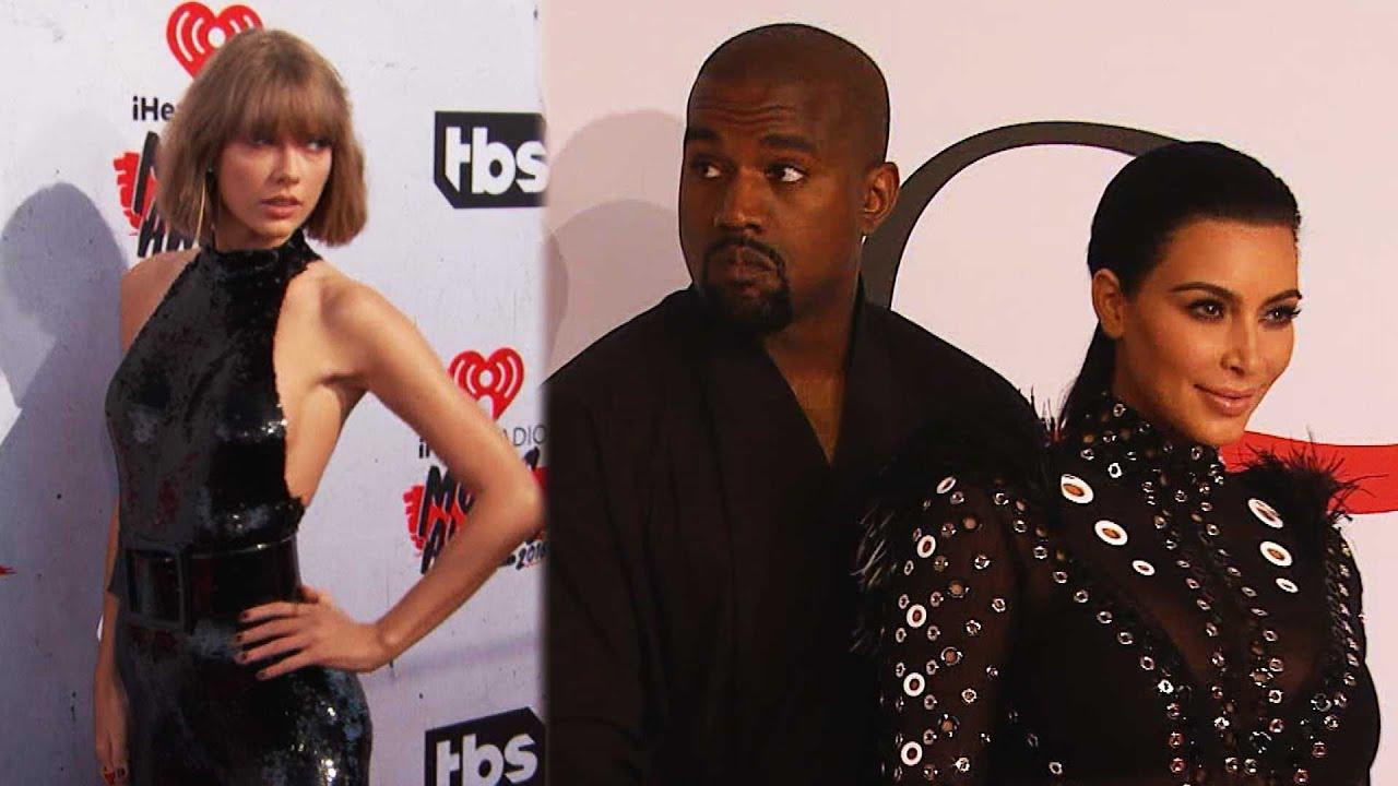 Kim Kardashian Goes Off On Taylor Swift On Twitter Youtube