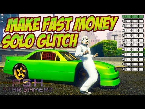 GTA 5 Online Money Glitch *SOLO* GTA 5 Money Glitch 143