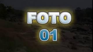 Cachoeira de Santo Antônio - Construção da Hidrelétrica - Porto Velho - Rondônia - Brasil