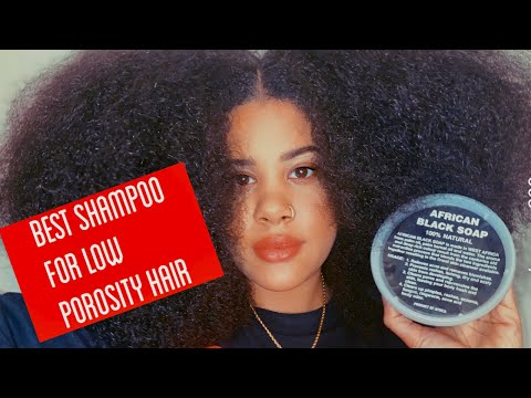 Best Clarifying Shampoo For (Low Porosity)Hair