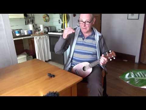 beginners' ukulele lesson# 24 Rawhide (yah!)