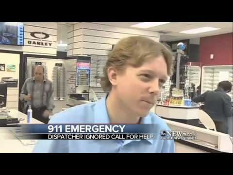 911 Dispatcher Fails To Answer Call Because Of Pizza Order