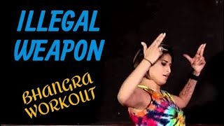 Dance Fitness Routine | Illegal Weapon | Choreography By Vijaya Tupurani | Zumba Latest Videos