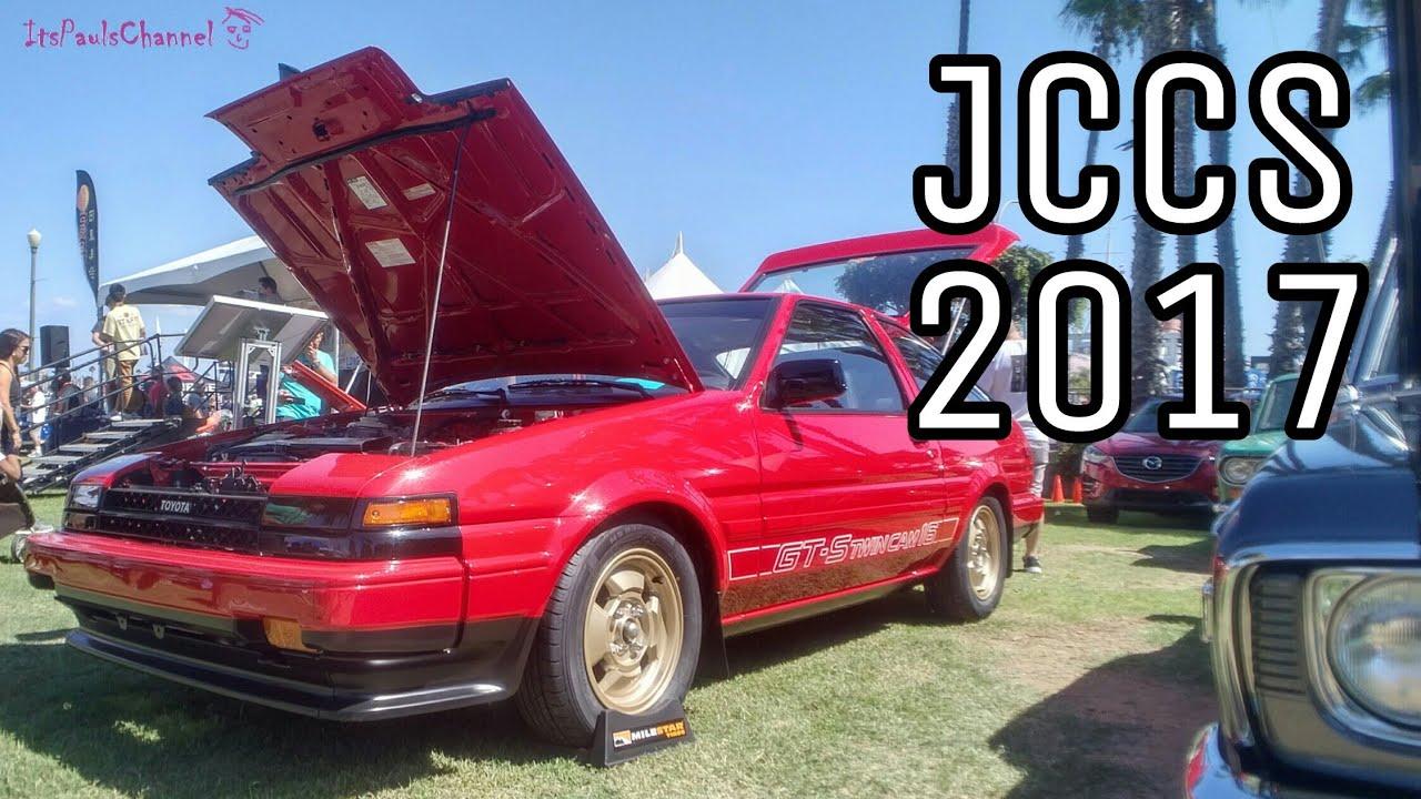 Japanese Classic Car Show JCCS Long Beach Coverage YouTube - Japanese classic car show