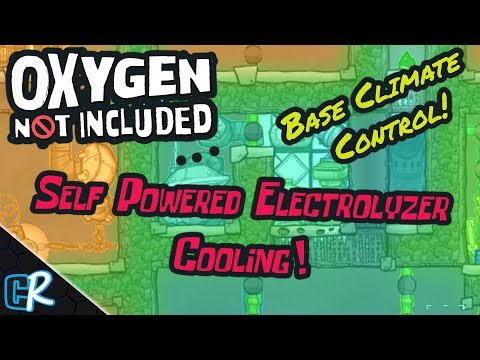 Смотрите сегодня видео новости Self Powered Electrolyzer Cooling Systems -  Climate Control 4 Your Base! - Oxygen Not Included Guide на онлайн канале