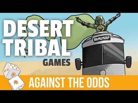 Against the Odds: Desert Tribal (Games)