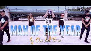 "SchoolBoy Q ""Man Of The Year"" Choreography by Duc Anh Tran @DukiOfficial @ScHoolBoyQ"
