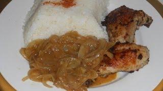 Recette de cuisine :  Yassa de poulet | How to make Yassa
