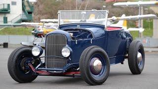 1928 Ford Flathad V8 Roadster For Sale