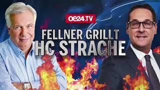 Fellner grillt HC Strache