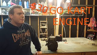 Cheap Go Kart Engine | H35 3.5 Tecumseh