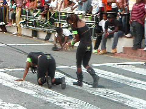 Monster Energy Girls Dancin Stunt Festival Kingston Jamaica