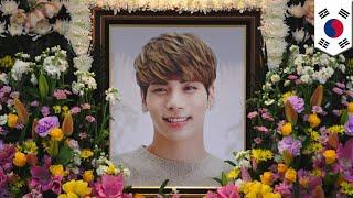 韓人気アイドルグループ 「SHINee」のジョンヒョンさん自殺  - トモニュース