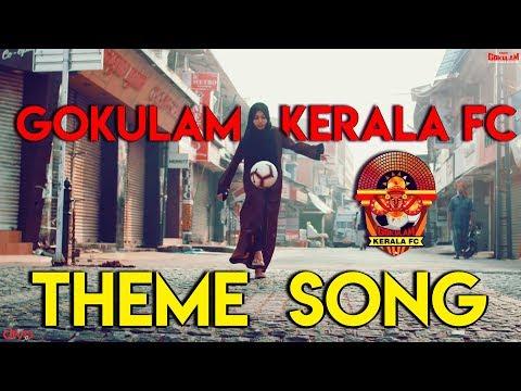 Gokulam Kerala FC Theme Song | Thaikkudam Bridge | Sree Gokulam Movies