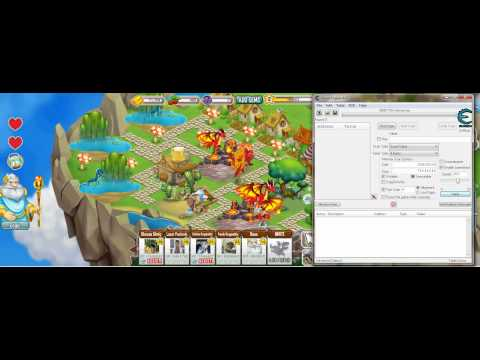 Dragon City Food Hack Work 100% - Cheat Engine 6.2
