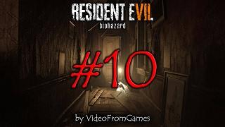Resident Evil 7 Biohazard 10 Свечкой психов не изгнать