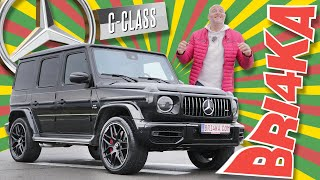 Mercedes G-Class W463 |2 Gen | Test and Review | Bri4ka.com