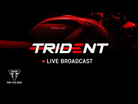 New Triumph Trident 660 - Live Launch Event