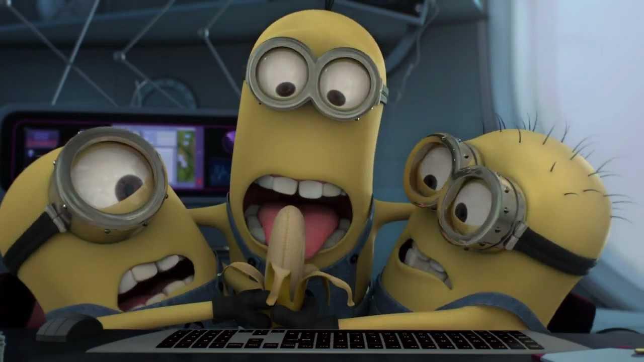 despicable me banana minimovie full movie full hd youtube