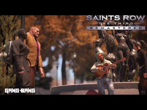 [GANG BANG] - Saints Row The Third Remasterd - [COOP] |
