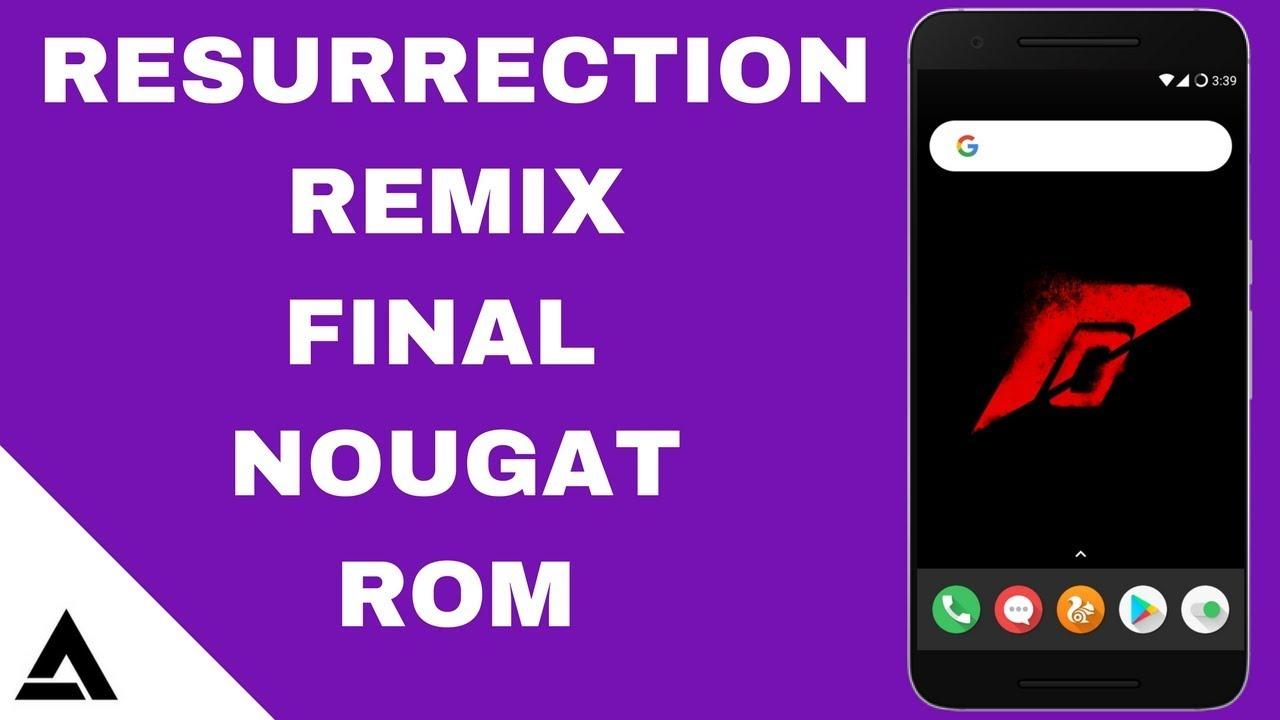 Resurrection Remix Oreo – Idea di immagine del torta