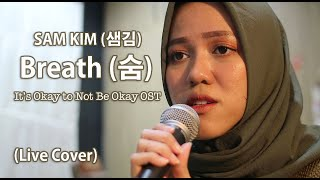 SAM KIM (샘김) - Breath (숨) It's Okay to Not Be Okay OST (Live Cover)