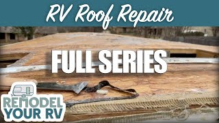 How to Repair and Replace an RV Roof: Start to Finish