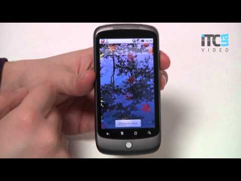 Обзор HTC Google Nexus One