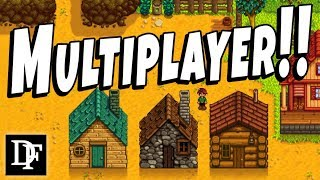 Multiplayer Is Here! - Stardew Valley