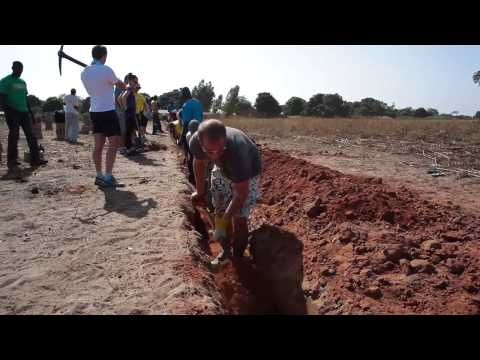 Football Gambia 2013 highlights
