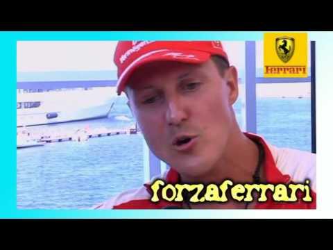 Intervista a Michael Schumacher a Valencia 2009